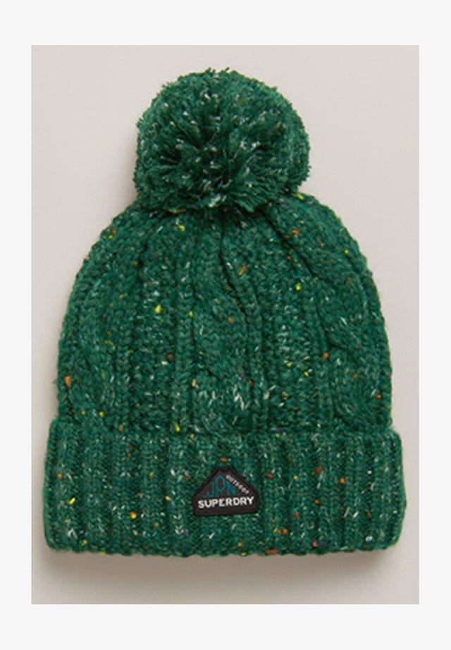 GRACIE  - Czapka - burlington green tweed