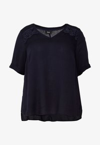 Zizzi - BLOUSE - Blouse - night sky - 3