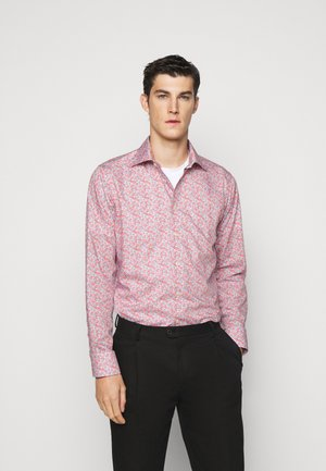 Formal shirt - blue/red