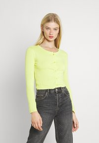 KENDALL + KYLIE - Vest - lime - 0