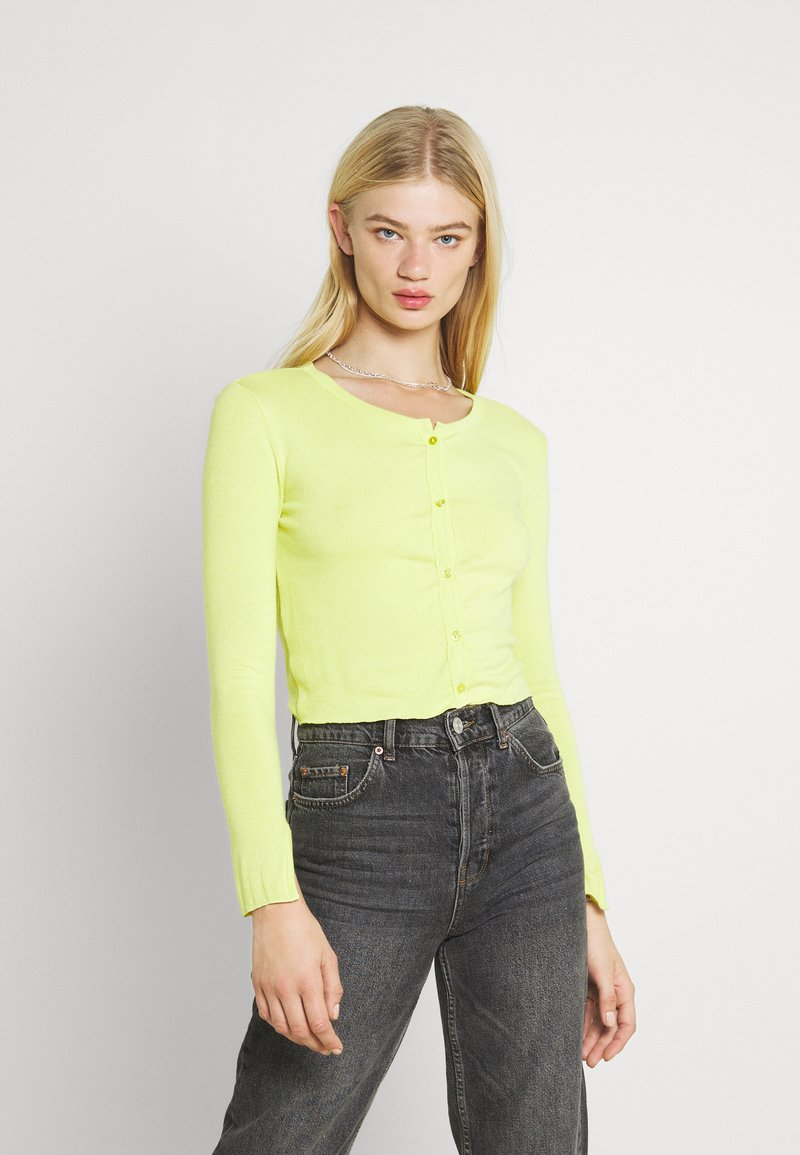 KENDALL + KYLIE - Vest - lime