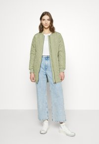 ONLY - Bomber Jacket - oil green - 1