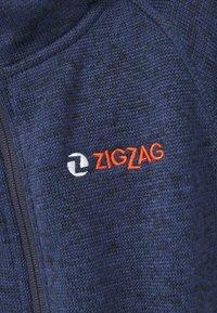 ZIGZAG - Zip-up hoodie - 2048 navy blazer - 8