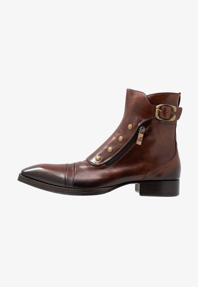 Jo Ghost - Kotníkové boty - brown