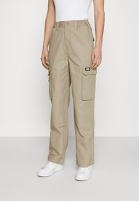 Dickies - COMBA ELASTICATED CARGO - Cargo trousers - khaki - 0