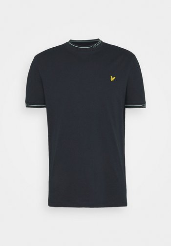 SEASONAL BRANDED - Basic T-shirt - dark navy