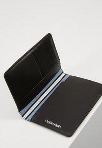 Calvin Klein - TRAVEL PASSPORT HOLDER - Jiné - black - 5