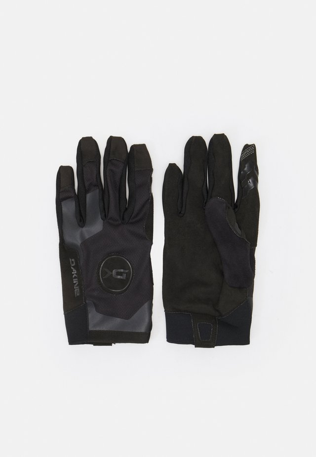 COVERT GLOVE - Sormikkaat - black