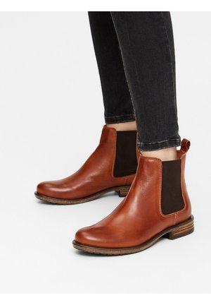 BIADANELLE - Ankle boots - cognac