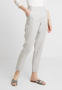White Stuff - MAISON TROUSER - Trousers - grey - 0