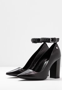 Trussardi Jeans - Højhælede pumps - black - 4