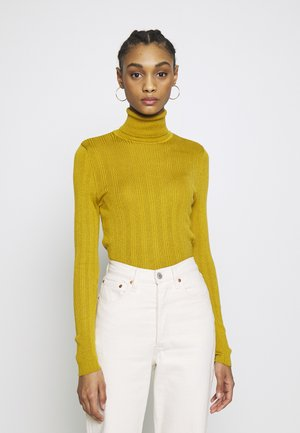 Sweter - chartreuse
