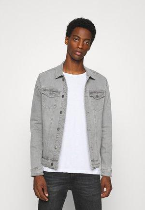 TRUCKER - Denim jacket - medium grey