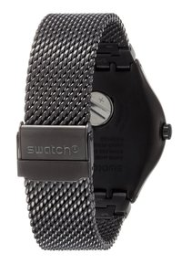 Swatch - MESH O'LIGHT - Orologio - black - 1