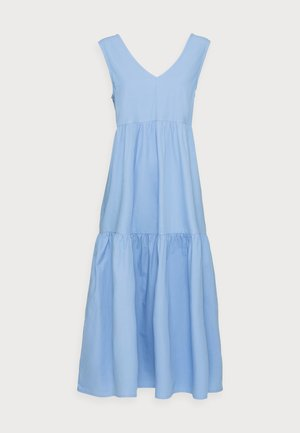 WILSKA DRESS - Maksimekko - bel air blue