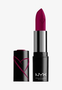 Nyx Professional Makeup - SHOUT LOUD SATIN LIPSTICK - Lipstick - dirty talk - 0