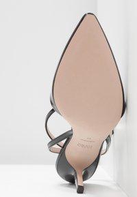 HUGO - LAUREL SLING - Classic heels - black - 6