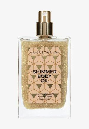 SHIMMER BODY OIL - Body oil - -