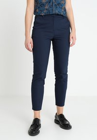 Vila - Trousers - navy - 0