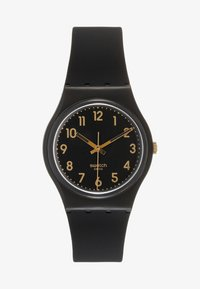 Swatch - GOLDEN TAC - Rannekello - black