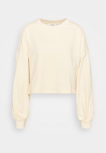 OLINDA - Sweatshirt - light yellow