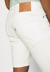 Levi's® - 501 HEMMED UNISEX - Jeansshorts - marshmallow - 3