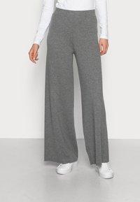 Ecoalf - CEGALF PANTS WOMAN - Broek - grey melange - 0