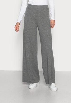 CEGALF PANTS WOMAN - Broek - grey melange
