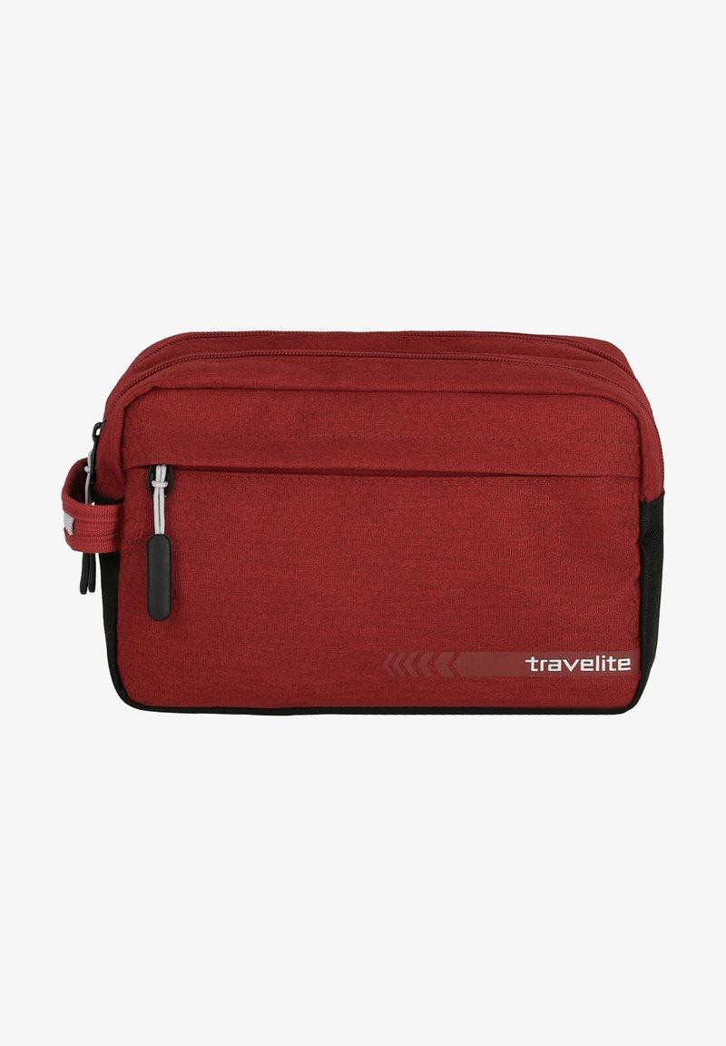 Travelite - KICK OFF  - Wash bag - red