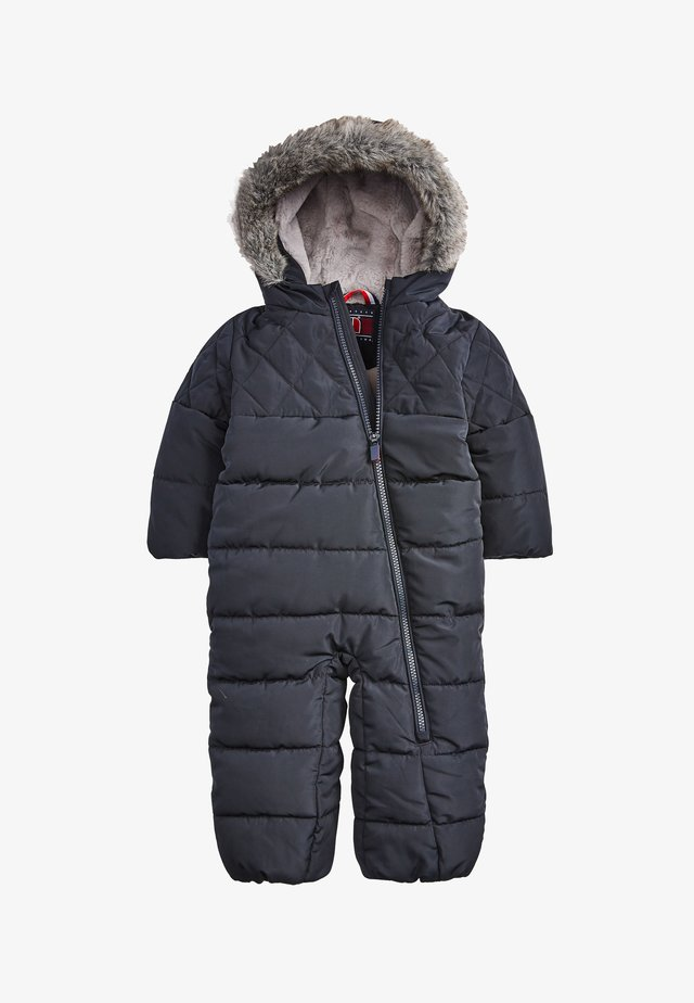 Snowsuit - blue