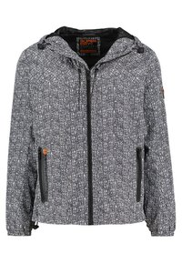 Superdry - SUPERSTORM CAGOULE - Sports jacket - anthracite - 4