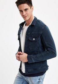 DeFacto - Denim jacket - indigo - 3