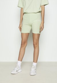 Missguided - COORD & CYCLING  MISSGUIDED SET - Shorts - green - 4