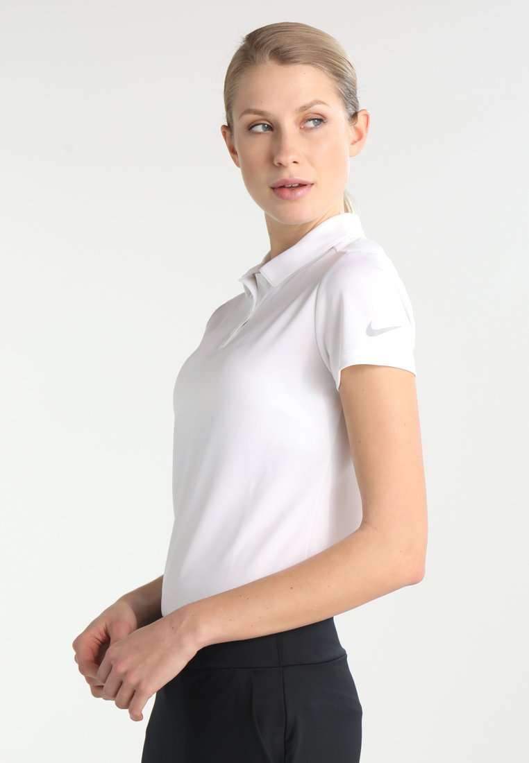 Nike Golf - Sports shirt - white/silver