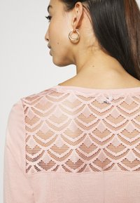 ONLY - ONLNICOLE LIFE NEW MIX  - Long sleeved top - misty rose - 5