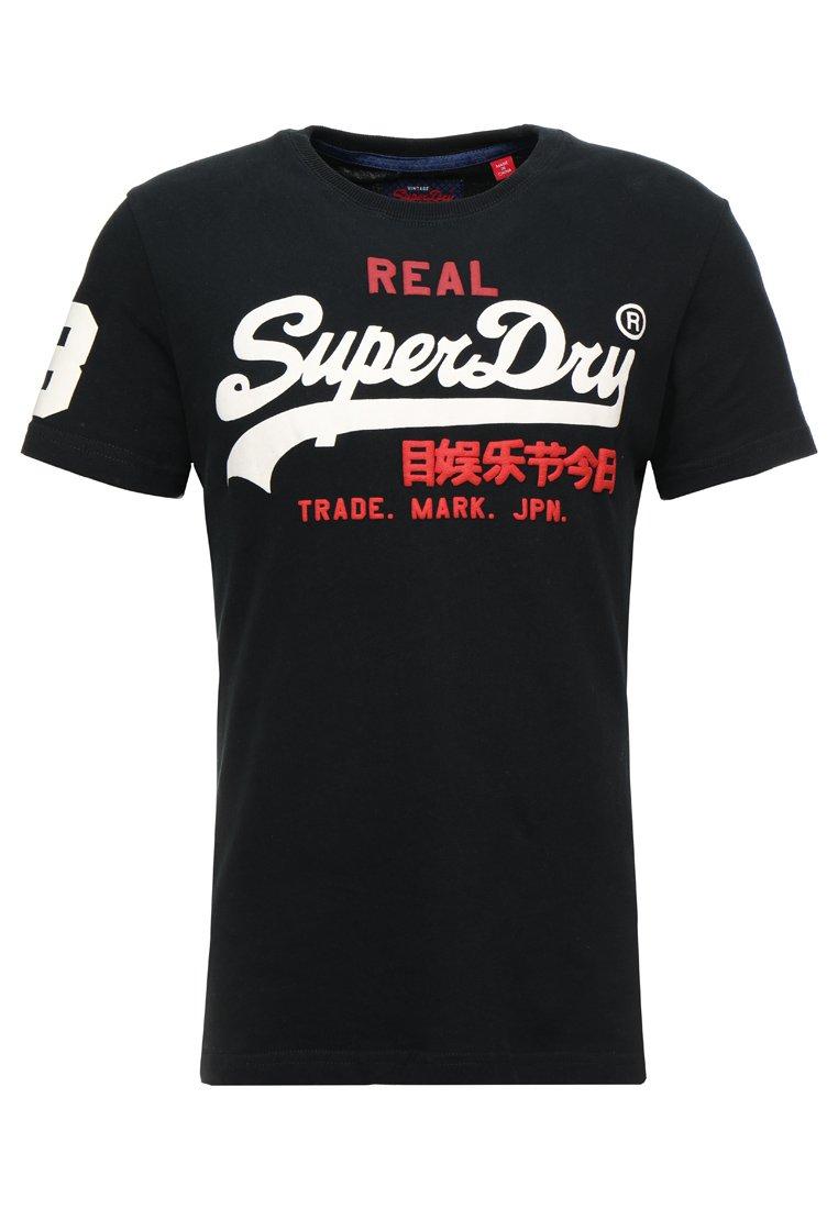 Homme VINTAGE LOGO TRI TEE - T-shirt imprimé