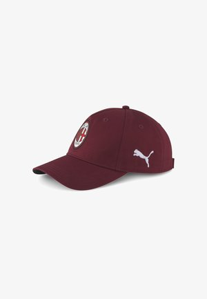 Caps - cordovan-black