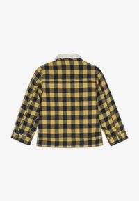 Friboo - Zimní bunda - mineral yellow/black iris - 1
