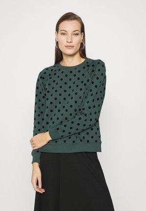 ET VOILA LOGO - Sweatshirt - green