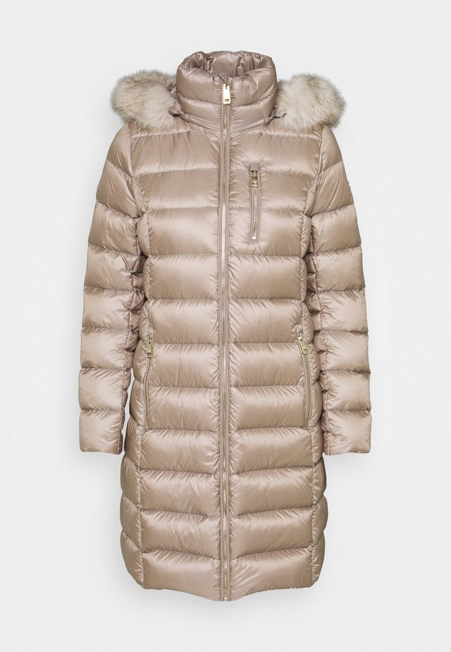 PUFFER - Down coat - champagne