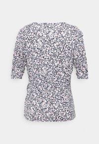 Lindex - NORMA - Print T-shirt - navy - 1