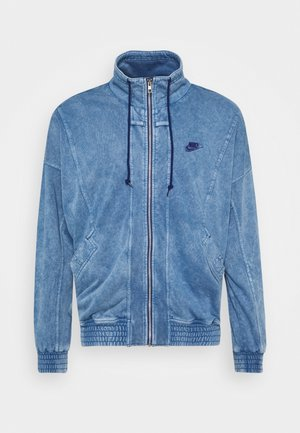 RE-ISSUE - Summer jacket - stone blue/midnight navy