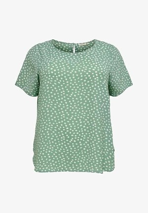 CARLUXINA - Print T-shirt - chinois green