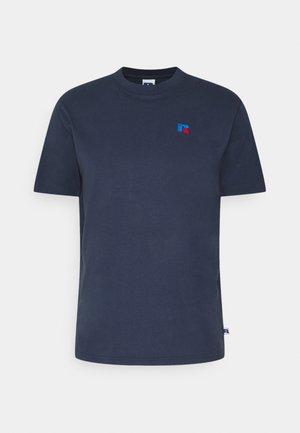 BASELINER ICONIC REGULAR TEE UNISEX - Basic T-shirt - navy