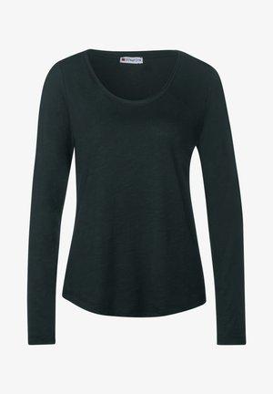IM BASIC STYLE - Long sleeved top - grün