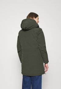 ONLY - ONLNEWSALLY LONG COAT - Winter coat - forest night - 3