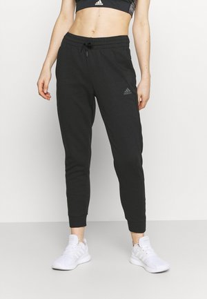 Tracksuit bottoms - black/grey six