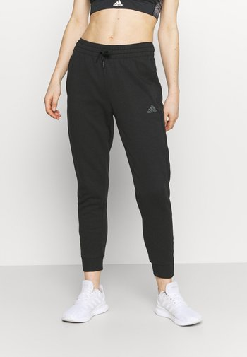 Pantalones deportivos - black/grey six