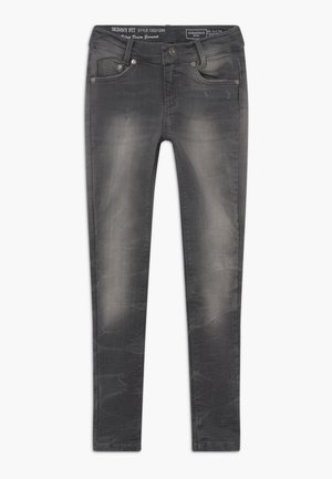 GIRLS  - Jeans Skinny Fit - black denim