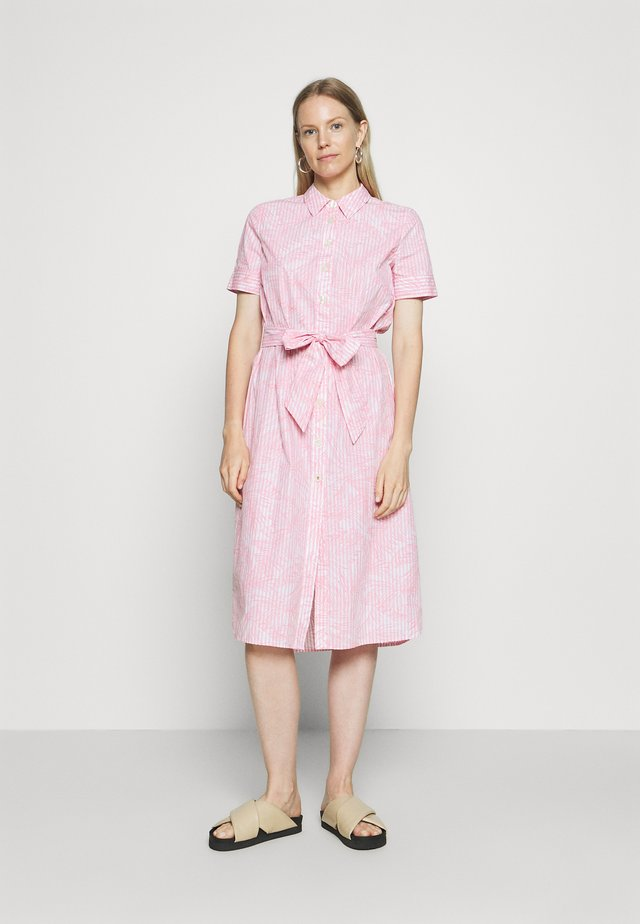 REISA DRESS - Shirt dress - pink